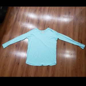 PINK Victoria Secret long-sleeved shirt!!